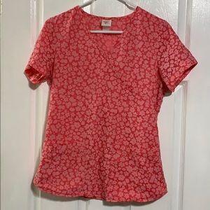 Barco Juniors Scrub Shirt